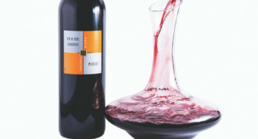 Vignobles du Sourdour - Rouge Igp Charentais 100% Merlot - 6 Bouteilles