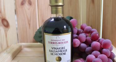 Domaine des Terres Rouges - IGP Vinaigre Balsamique de Modène 2 ans 25 cl