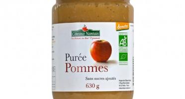 Les Côteaux Nantais - Purée Pommes 630g