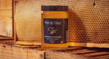 Les Ruchers de Normandie - Miel de Tilleul liquide 500g
