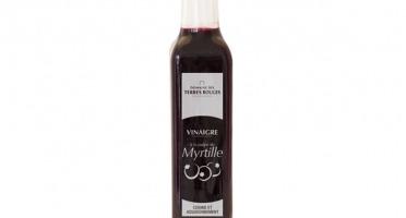 Domaine des Terres Rouges - Vinaigre À La Pulpe De Myrtille 25cl