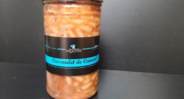 La Ferme du Luguen - Cassoulet De Canard - 2 pers