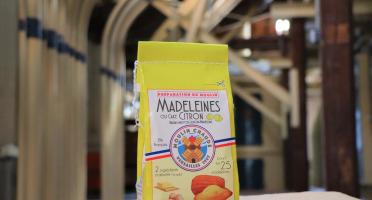 Moulins de Versailles - Préparation Pour Madeleines Citron - 375g