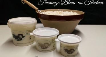 Tome de Rhuys - Fromage Blanc Non Battu Ou Au Torchon - 1kg