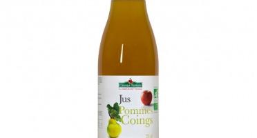 Les Côteaux Nantais - Jus Pommes Coings 75 cl