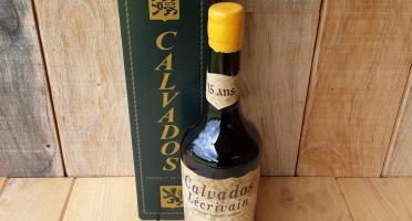 Gourmets de l'Ouest - Calvados AOC Normandie 15 ans