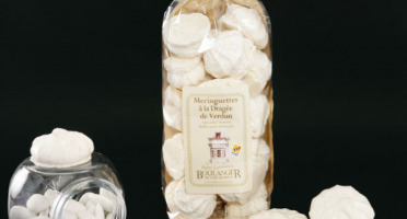 Maison Boulanger - Meringuettes à la dragée de Verdun