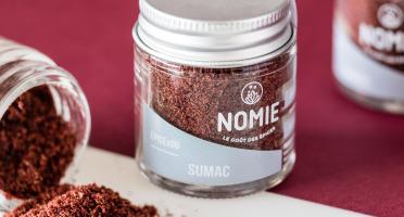 Nomie, le goût des épices - Sumac