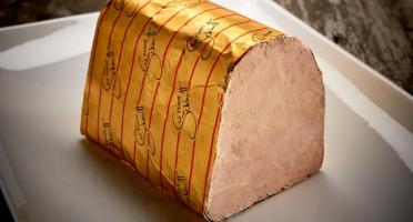 La Ferme Schmitt - Foie Gras de Canard d'Alsace Mi-Cuit au Gewurztraminer Vendanges Tardives sous-vide 500g