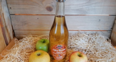 Le Châtaignier - Cidre Fermier Demi Sec - 75cl