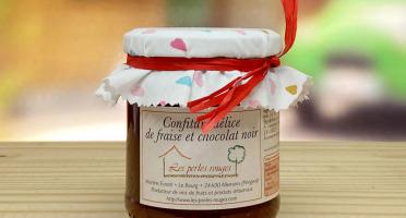 Les Perles Rouges - Délice Fraise Chocolat
