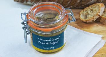 A la Truffe du Périgord - Foie Gras de Canard Entier du Périgord en bocal 190g