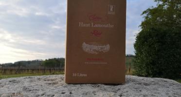 Château Haut-Lamouthe - Bib 10 Litres Bergerac Rosé Aoc Château Haut Lamouthe