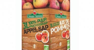 Les Côteaux Nantais - Bib Jus de Pommes 3L