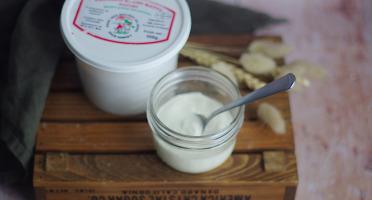 Ferme Chambon - Fromage Blanc Battu Nature 500g