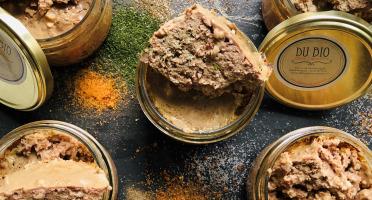 Du bio dans l'assiette - Coffret Cadeaux Terrine veau  Bio 5 Recettes