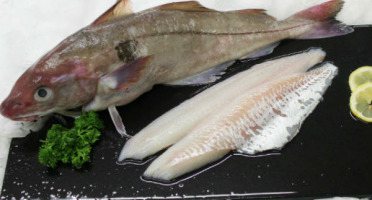 Pêcheries Les Brisants - Ulysse Marée - Filet d'Eglefin - Pelé - Lot de 400g