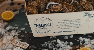Thalassa Tradition - Huîtres Spéciales N°3 Isigny Normandie - 96 pièces