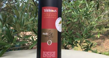 Huile des Orgues - Huile d'Olive Vierge Extra Assemblage - Variétés du Roussillon - 250 ml