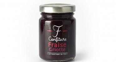 La Fraiseraie - Confiture Fraise-Griotte 120g