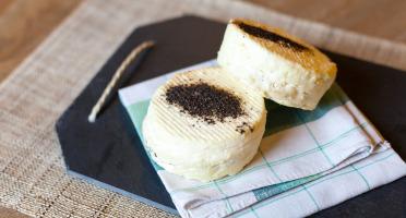 Ferme de Montchervet - Fromage Cœur de Crème Au Poivre - 120g