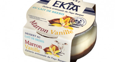 BASTIDARRA - Douceur De Brebis - Marron Vanille - 8 Pots