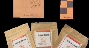 Maison Castelanne Chocolat - Edition Manufacture Castelanne Tome 4 : Tour Du Monde
