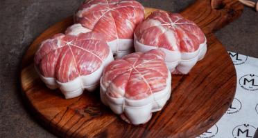 MAISON LASCOURS - Paupiettes de Porc