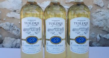 Domaine de la Tuilerie - AOP Côtes De Duras - Coffret De 3 x 75 cl Blanc Moelleux  2016