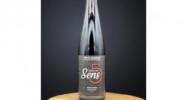 Vignoble des 5 sens - Pinot Noir Barrique 2019 - 6 X 75cl