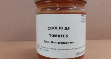 Multiproductions - Cédric Joliveau - Coulis De Tomates