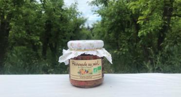 La Boite à Herbes - Poivronade Au Miel Bio
