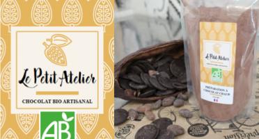 Le Petit Atelier - Préparation À Chocolat Chaud Nature