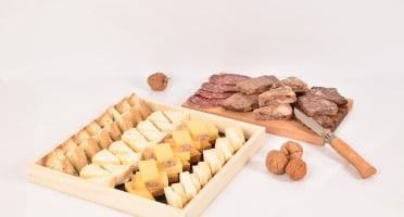 Fromage Gourmet - Kit Apéro - Fromages & Charcuteries - 10 personnes