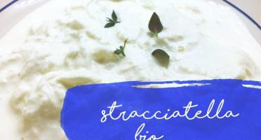 OTTANTA - Stracciatella Bio (cœur De Burrata)