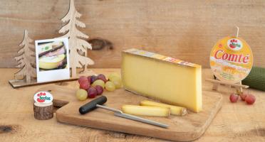 Constant Fromages & Sélections - Comté Aop Badoz Grande Saveur 9 Mois - 500g