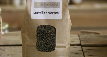 La Ferme du Logis - Lentilles Vertes - 500 g