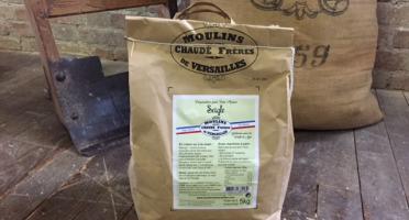 Moulins de Versailles - Préparation Pour Pain De Seigle - 5kg