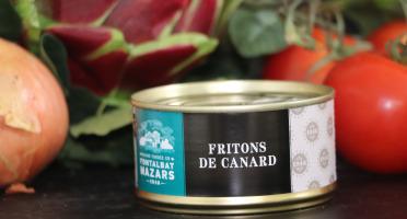 Fontalbat Mazars - Friton de canard
