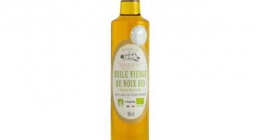 Domaine de Vielcroze - Huile Vierge De Noix Bio Moulin De Vielcroze 50cl (périgord Noir)