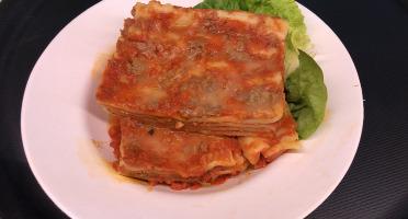 Le Moulin Gourmand - Lasagnes au confit de Canard et fromage de Bethmale - 5 à 6 pers. -
