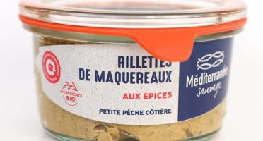 Méditerranée Sauvage - Rillettes de Maquereaux aux Épices