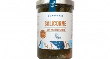 Marinoë - Salicorne en marinade