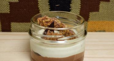 Pâtisserie Kookaburra - Nuage Vanille & Chocolat