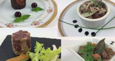Christian Piot - Votre chef en ligne - Panier Repas «menu Tout Canard» Pour 1 Personne