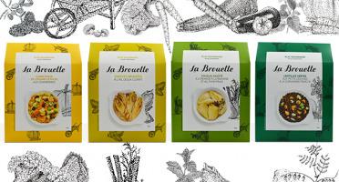 La Brouette - Pour 8 Pers. - Curry De Doux + Endives + Fenouil + Lentilles Vertes