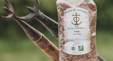 Elevage des Impériaux - Riz Rouge de Camargue IGP - 1 kg