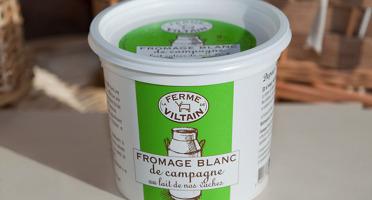 La Ferme de Viltain - Fromage Blanc De Campagne 9%