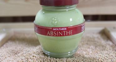 Domaine des Terres Rouges - Moutarde à l'Absinthe 200 g