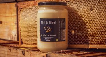 Les Ruchers de Normandie - Miel de Tilleul crémeux 1kg